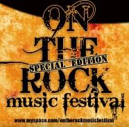 """On the rock music festival"""