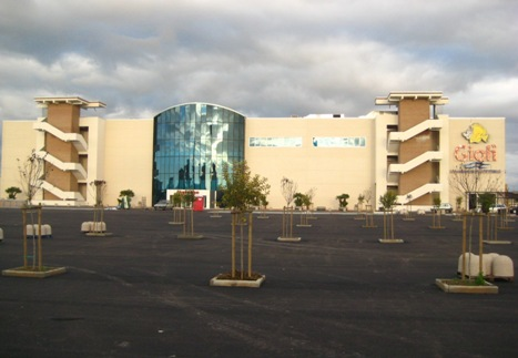 centro commerciale Giolì