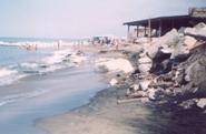 Bagnara Erosione Spiaggia