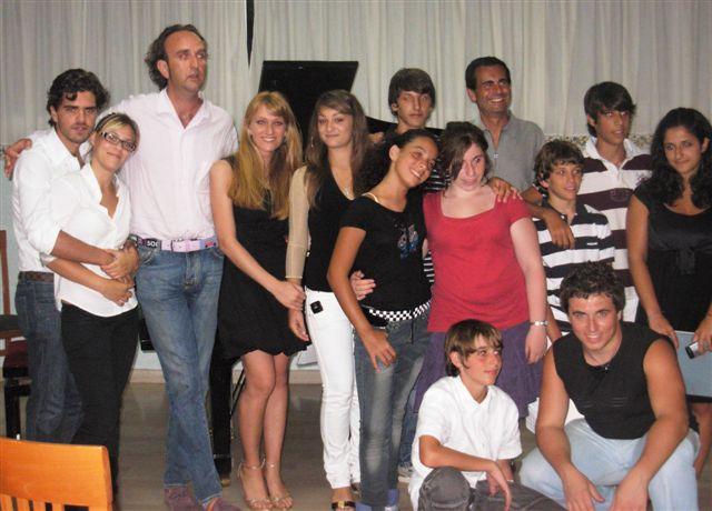 Gli Allievi Scuola Pianoforte Di Torino