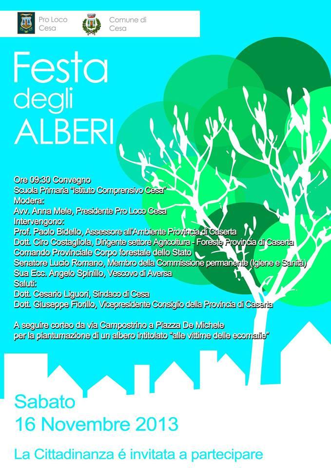 Festa Alberi 2013