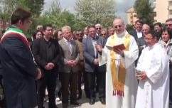 Padre Lepre Inaugurazione