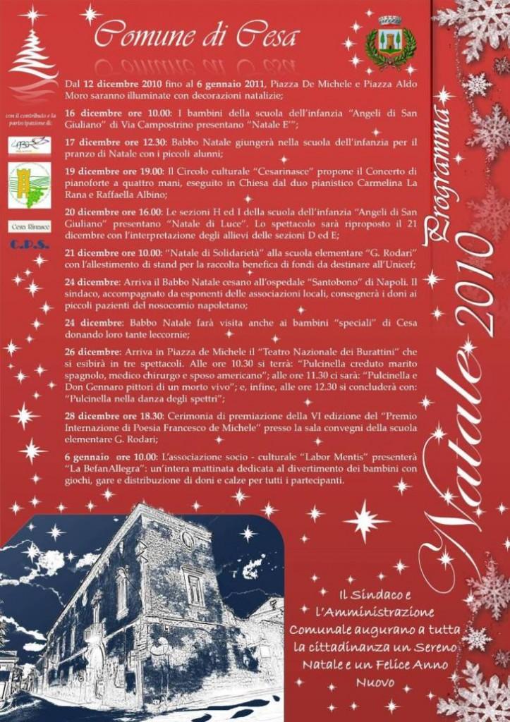 Natale2010 Programma0