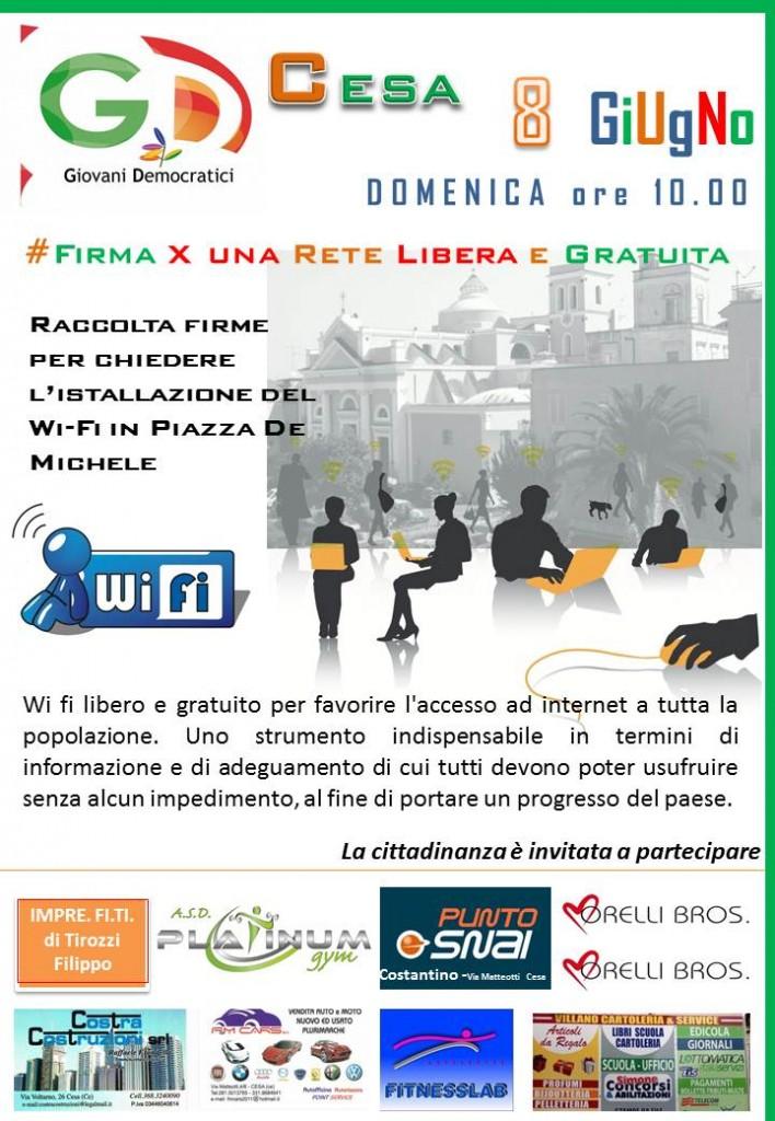 Firme Wi Fi