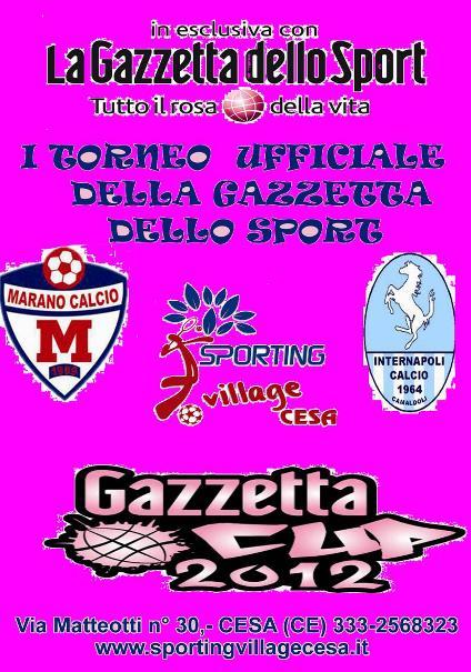 Manifesto Gazzetta Dello Sport