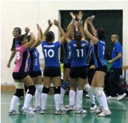 New Volley esulta