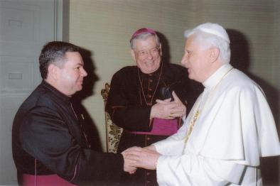 Russo Luciano Papabenedettoxvi