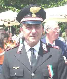 Luogotenente Cicia Maddaloni