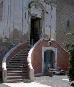 Piazza Carita Museo