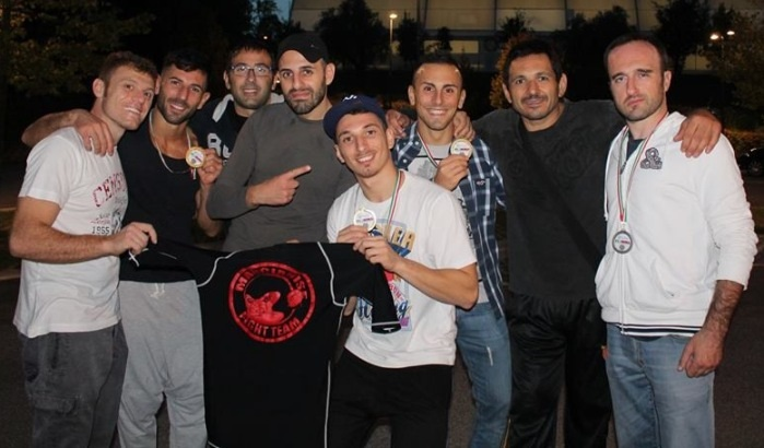 Fight Team Coppaitalia1