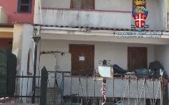 Ghanese Omicidio Casa