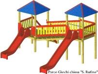 Parco Castello Aladino