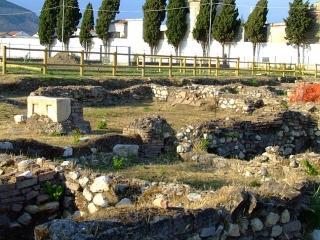 Scavi Cimitero