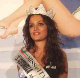 Valentina Seat Miss Caserta