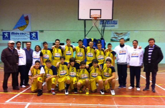 Basket Under14 1