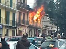 Incendio Piazzaeuropa