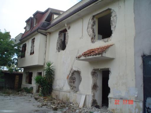 Villa Ligato Confiscaca