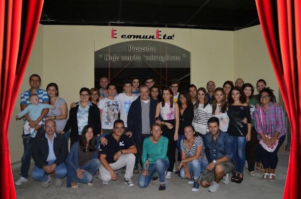 Teatro Gruppo 2014 1