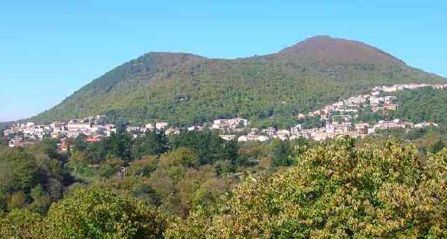Roccamonfina Parco