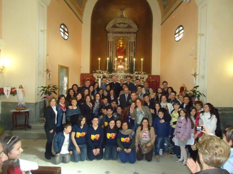 Foto Gruppo Vescovo