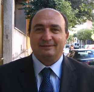 il sindaco Pasquale Carbone