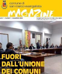 Magazine Unionecomuni
