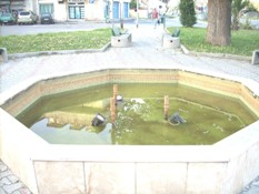 Fontana Piazza Serao