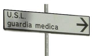 Segnaletica Guardiamedica