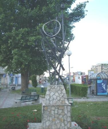 Statua Copertoni