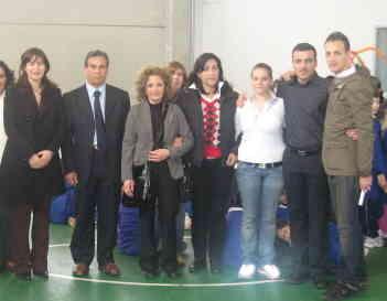 Forum Giovanile Assessore Palumbo E Corppo Docente Scuola Elementare