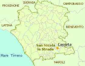 San Nicola Mappa