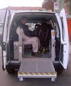 Fiat Doblo Disabili