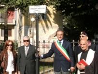 Intitolazione Piazza Fossataro2