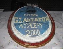 Gladiator Torta
