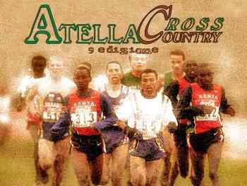 IX edizione dell'Atella Cross Country