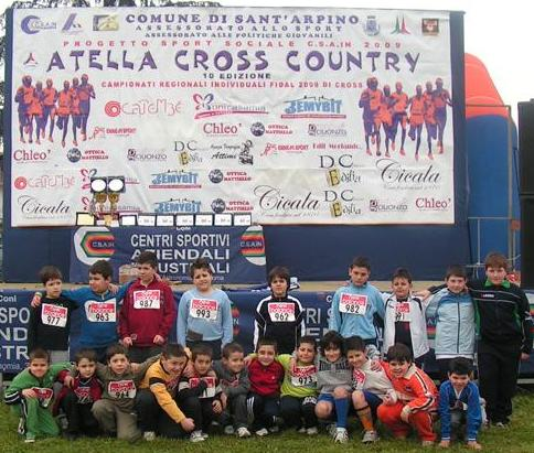 Atella Cross Country 2009
