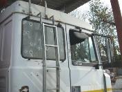 Camion Crivellato