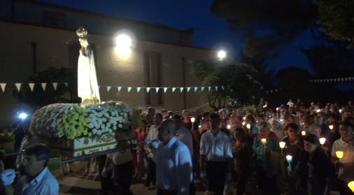 Madonna Fatima Processione 2ago14