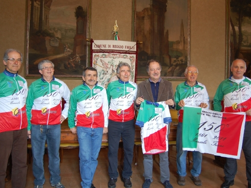 Ciclisti Garibaldini