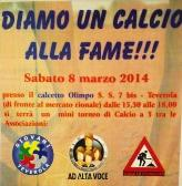 Calcio Alla Fame