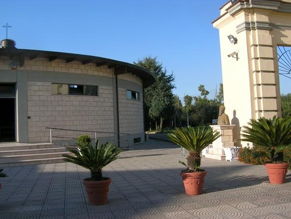 Cappella Dedica Al P  Paolo Manna