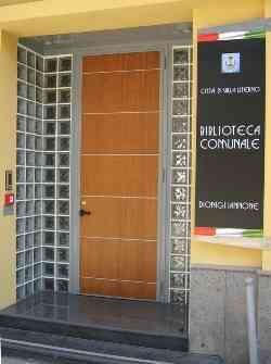 Biblioteca Dionigi Iannone