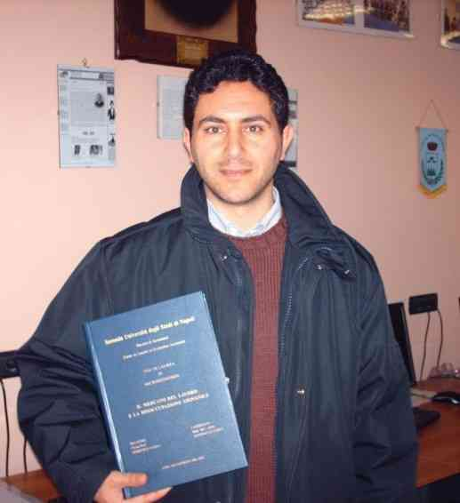Biblioteca Villa Antonio Ucciero  Tesi