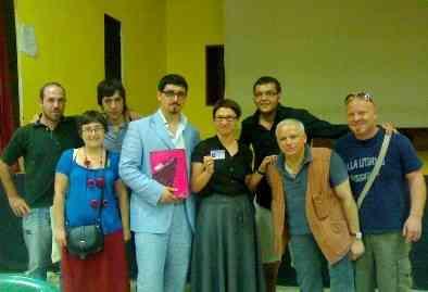 Punta Corsara Consegna Tessera Ensemble