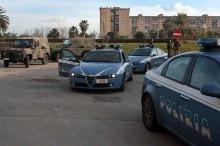 Scampia Polizia2