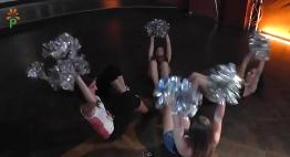 Napoli Cheerleader