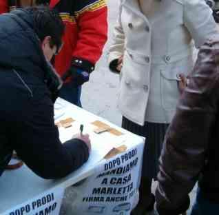Petizione Marletta