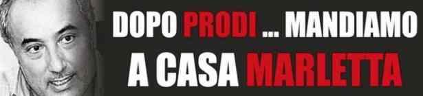 Dopo Prodi Marletta