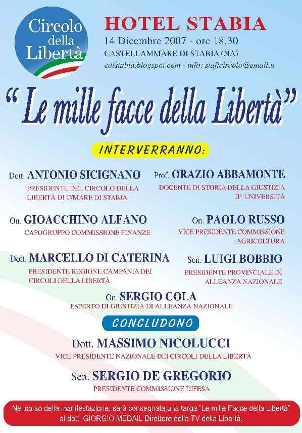 Circolo Liberta Convegno16dic07
