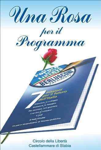Una Rosa X Programma